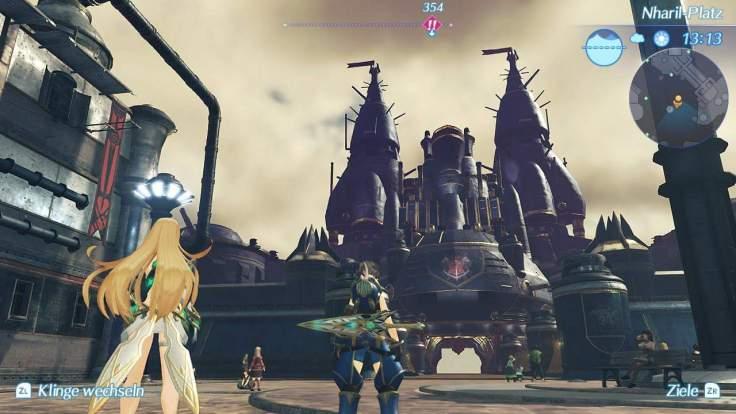 Mor Ardain in Xenoblade Chronicles 2