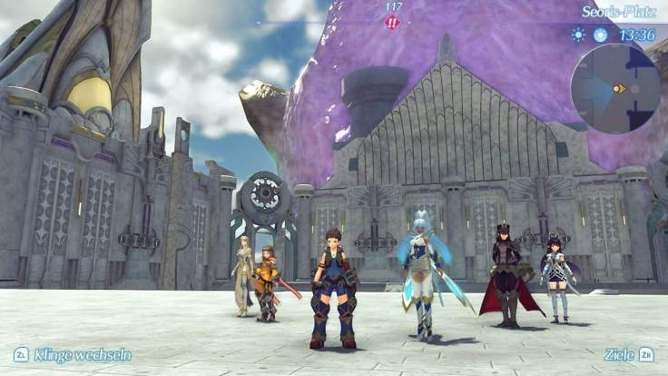 Indol in Xenoblade Chronicles 2
